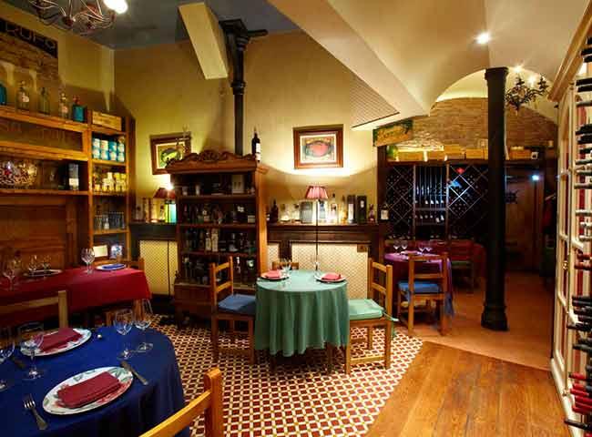 Restaurante casa rufo en bilbao - Casa en bilbao ...